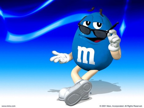 m-and-m-blue