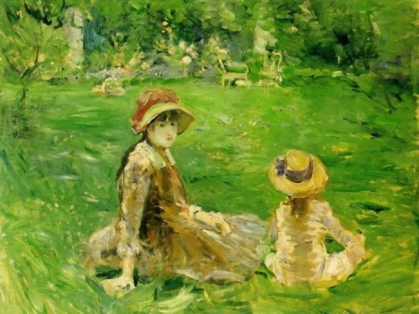 morisot-in-the-garden-at-maurecourt