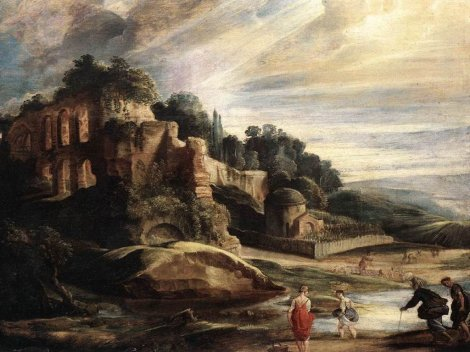 rubens-the-ruins-of-mount-palatine-in-rome