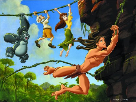 tarzan-and-friends