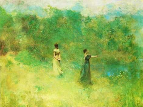 thomas-wilmer-dewing-summer