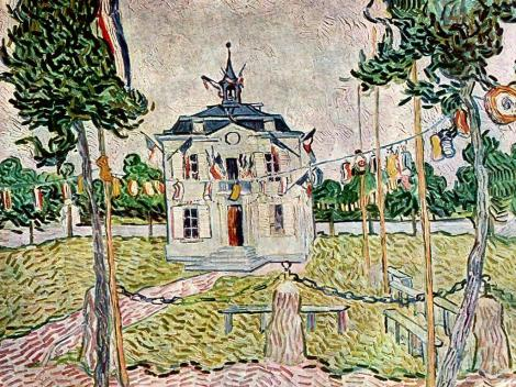 van-gogh-the-town-hall-of-auvers