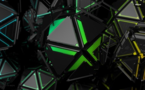 10418-triangle-spheres-1680x1050-3d-wallpaper