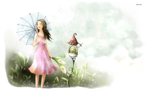 10609-woman-with-umbrella-1680x1050-artistic-wallpaper