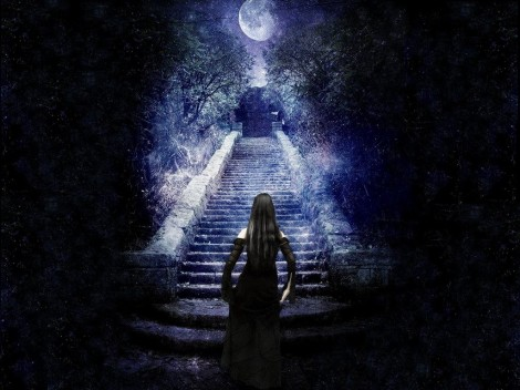 10986noite.escada.mulher