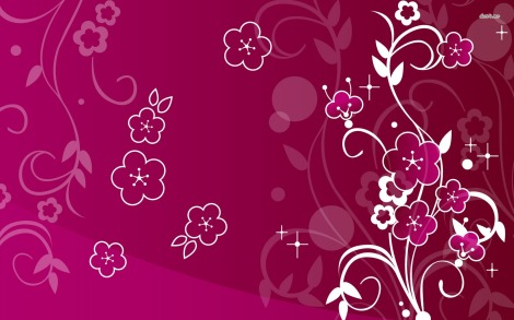 1890-purple-flowers-1680x1050-vector-wallpaper