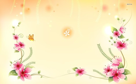 5367-butterfly-and-flowers-1680x1050-digital-art-wallpaper