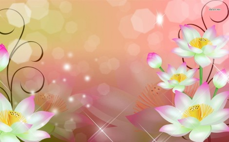 5495-water-lily-1280x800-digital-art-wallpaper
