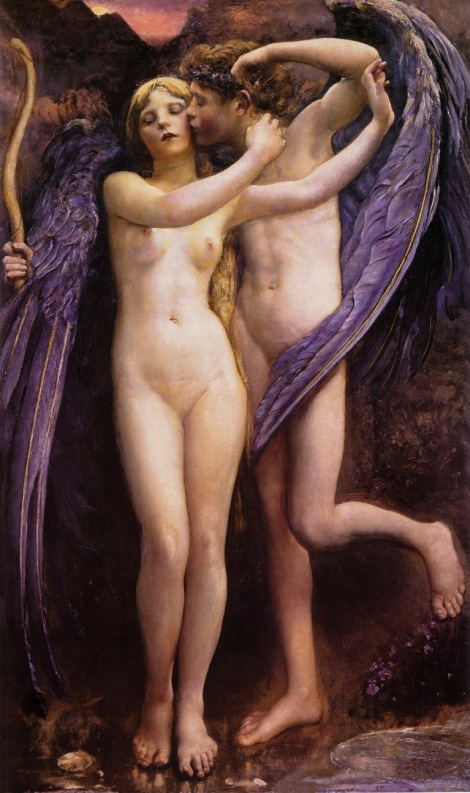 Annie_Swynnerton_Cupid_And_Psyche_1891