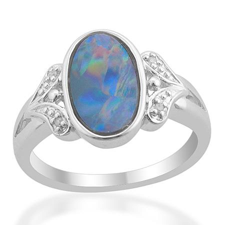 Australian-Opal-Ring