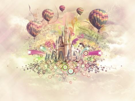 baloons.castle.fantasy.stars
