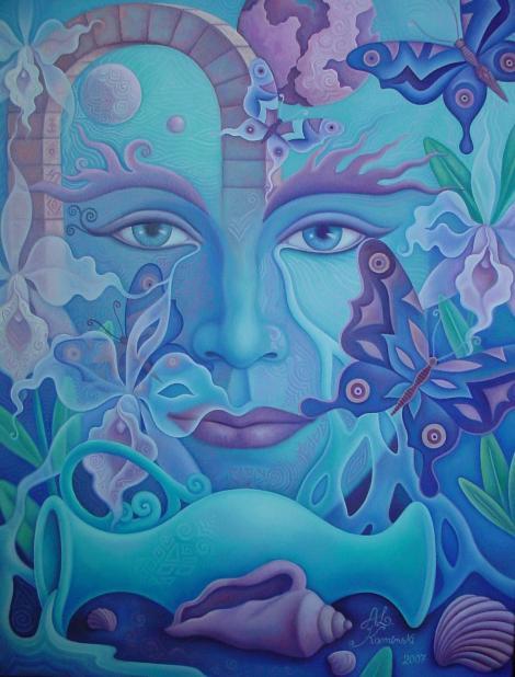 butterfly fantasy.CONFLUENCIAS_AZUIS