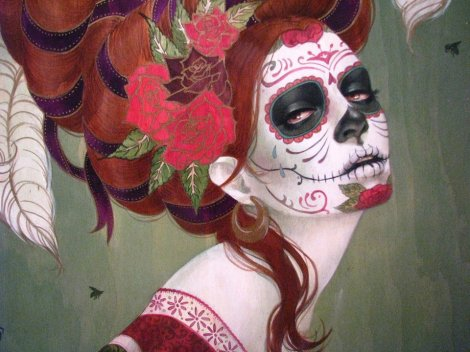 death.makeup