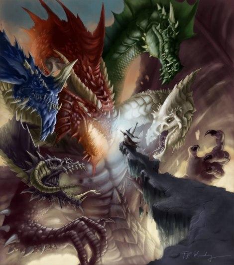dragontakhisis