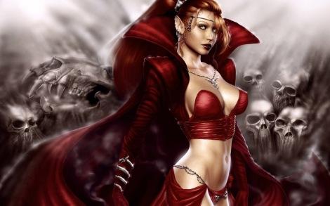 evil.in.red.skulls