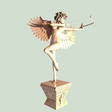 Gold_Cupid_Ambient_by_Ayamikhan