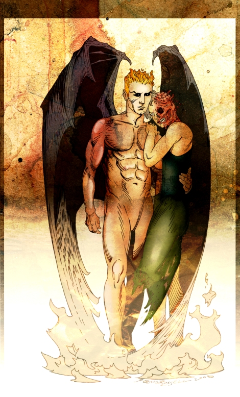 Lucifer_x_Mazikeen_by_QueenAkasha