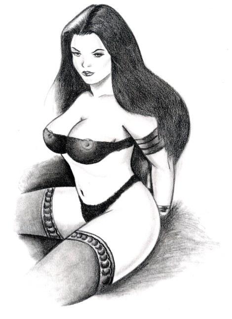 Mirza_mulher_vampiro_by_zenilto