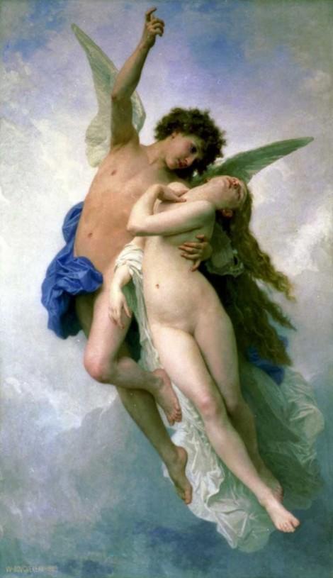 psiche et l'amour