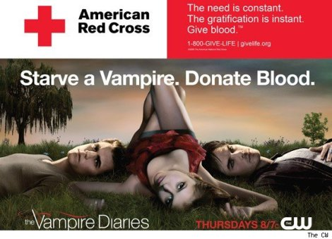redcross.vampire.diaries.starve.a.vampire.donate.blood