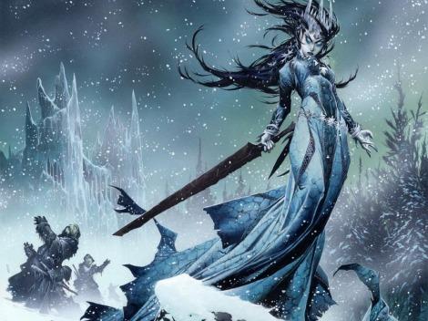 snow-witch