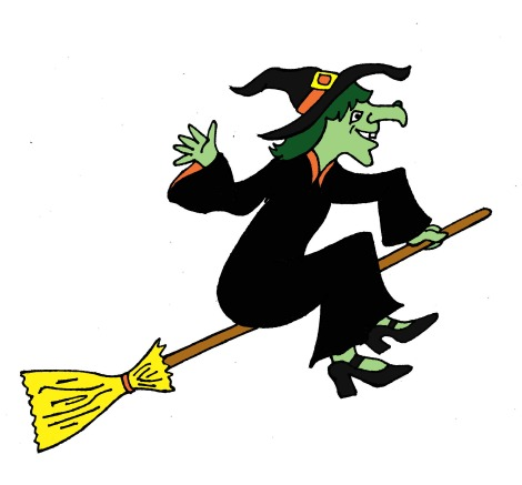 The-Halloween-Witch