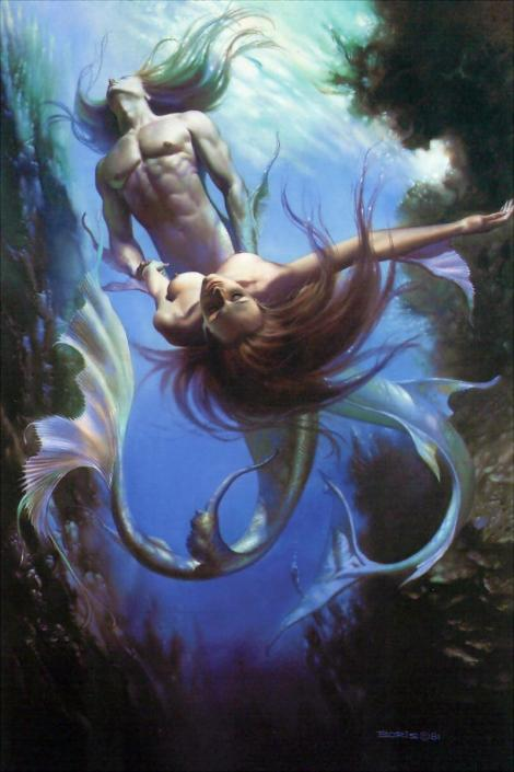The-Triton-and-the-Mermaid.by boris