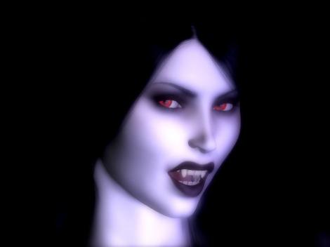 vampire.woman
