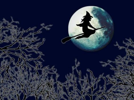 witch-halloween-moon-broomstick