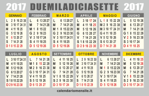 calendario-2017-annuale-vettoriale-calendario-italiano